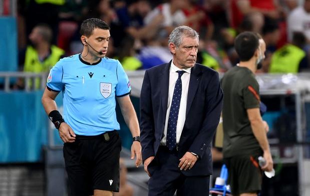 """Fernando Santos: """"Le Portugal sait ce qu'il faut faire pour gagner contre n'importe quel adversaire"""""""