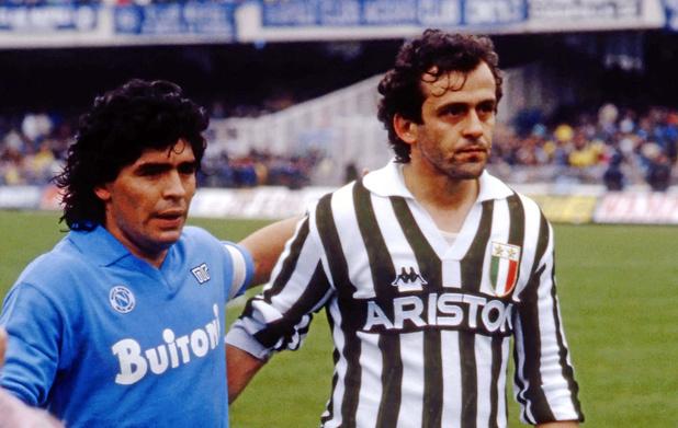 """""""Le ballon lui obéissait"""": Maradona vu par ses plus grands adversaires"""