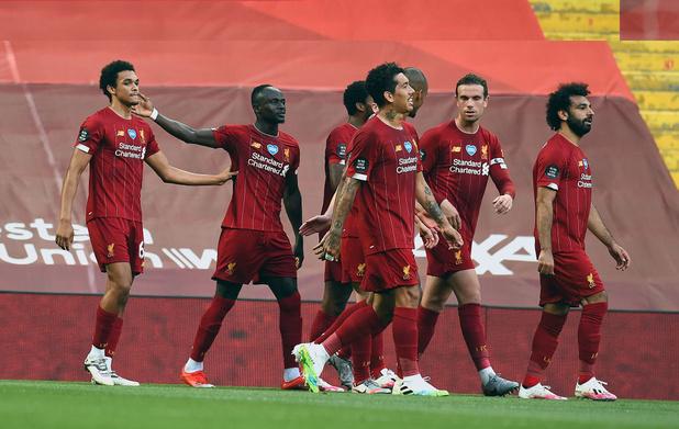 Liverpool touche au but, Martial porte Manchester United