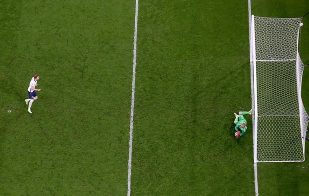 EURO 2021: L'UEFA poursuit l'Angleterre après l'utilisation d'un pointeur laser durant le penalty
