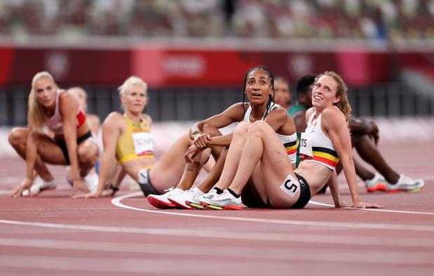 Thiam première double championne olympique belge, Vidts échoue au pied du podium