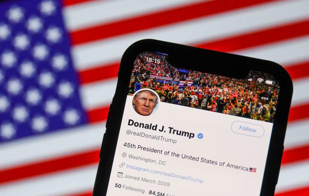 Nederlander hackt Twitter-account van Donald Trump, Twitter gelooft het niet (update)