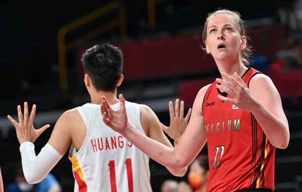 Les Belgian Cats s'inclinent contre la Chine mais seront tête de série en quarts