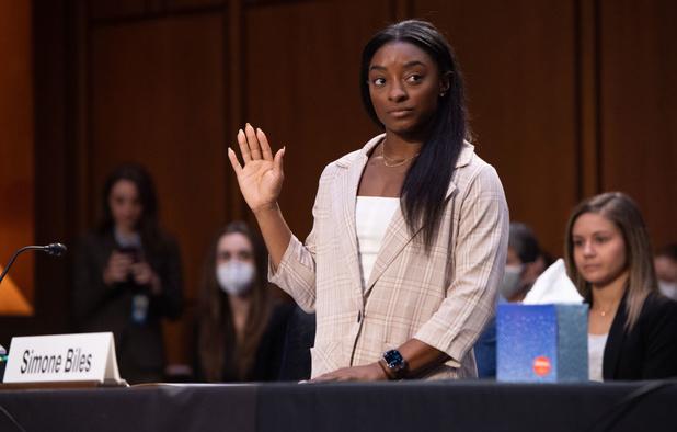 Simone Biles et d'autres gymnastes souhaitent la démisssion de l'ensemnle du CA du comité olympique américain