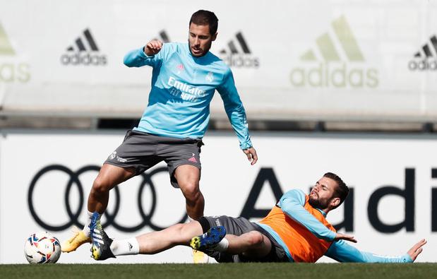 """""""Eden Hazard est à 100% sur le plan physique et mental"""""""
