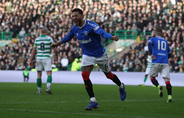 Les Rangers dénoncent des insultes racistes de supporters du Celtic