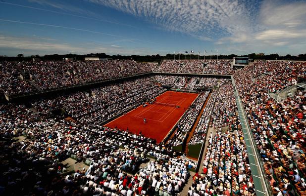 Roland-Garros encore repoussé