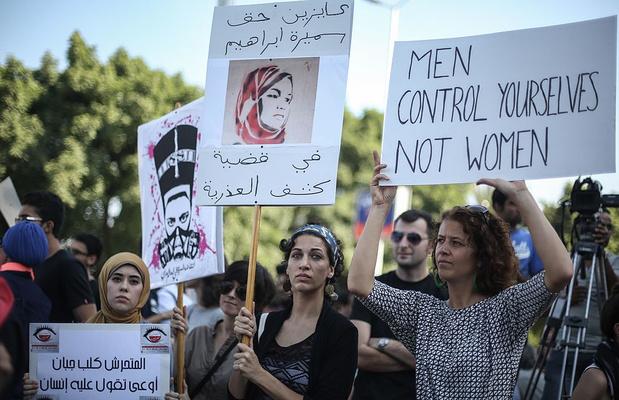 #MeToo leidt tot nieuwe wet in Egypte
