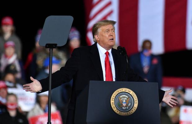 Le Président était un trump-la-mort (carte blanche)
