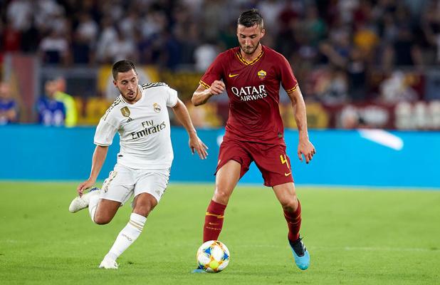 Avec Courtois et Hazard, le Real s'incline aux tirs au but contre la Roma