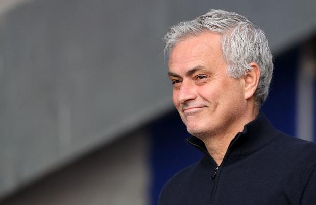 José Mourinho nouvel entraîneur de la Roma