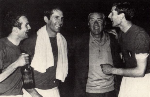 Geleerd uit Studio Henri: hoe Italië en de Sovjet-Unie tosten om de EK-finale in 1968
