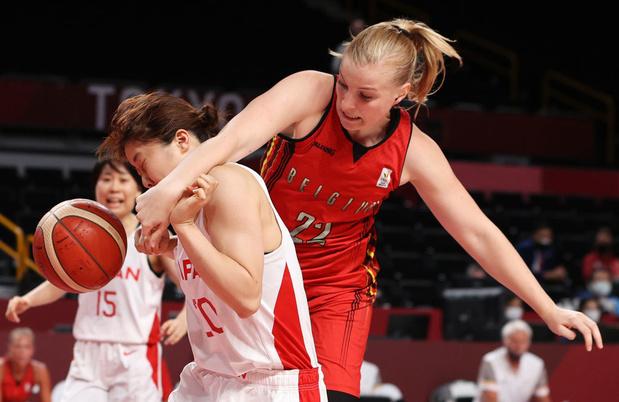 Hanne Mestdagh va poursuivre sa carrière en Espagne