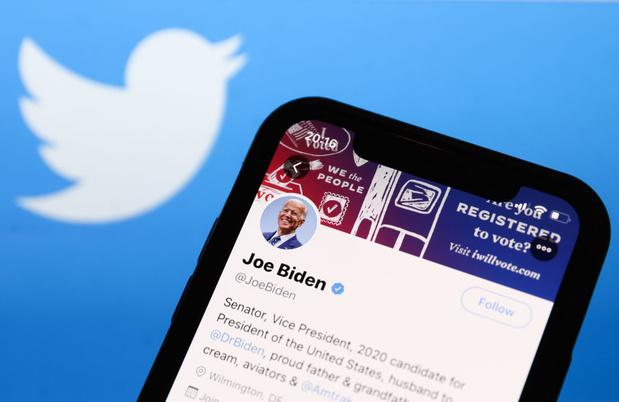 Twitter transmettra irrémédiablement les comptes présidentiels à Biden