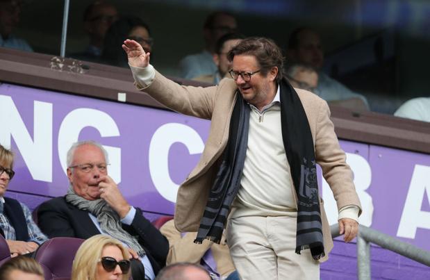 Vente du Sporting d'Anderlecht: Marc Coucke et le club pourraient se porter partie civile.