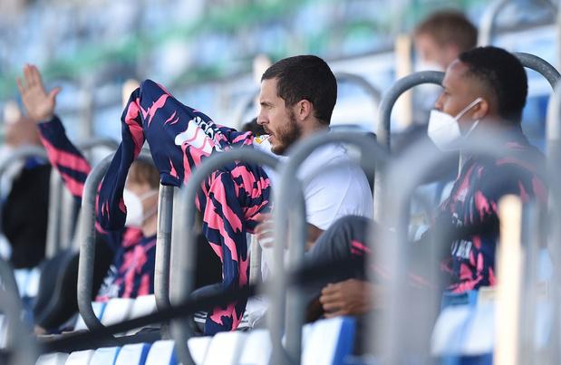 """""""Dans un club comme le Real Madrid, Eden Hazard risque de passer à la trappe"""""""