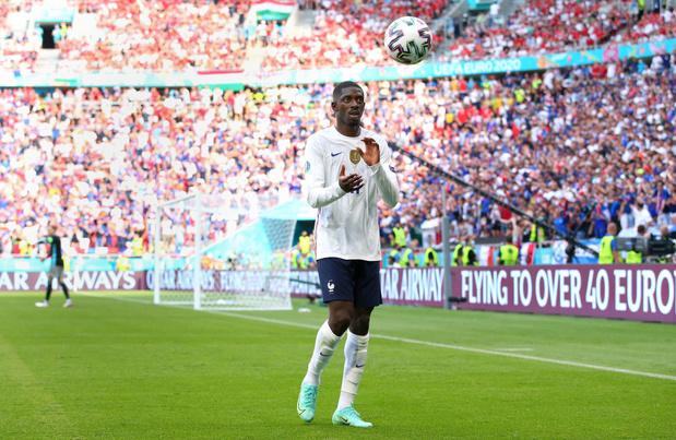 EURO 2021: La France privée de Dembélé pour la suite du tournoi