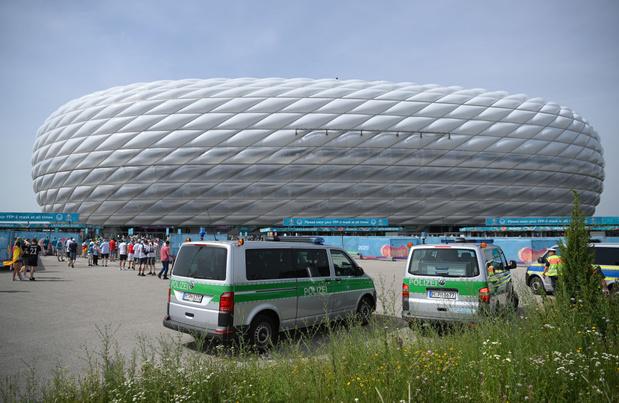 EURO 2021: Le stade de Munich ne pourra pas arborer d'illumination arc-en-ciel