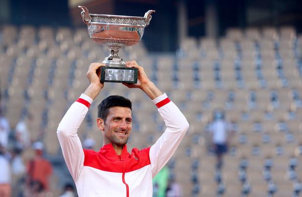Classement ATP: Djokovic toujours sur le trône, Tsitsipas 4e, Goffin 13e