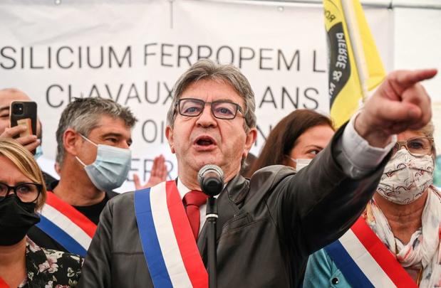 Comment Mélenchon a semé le chaos en France avec de nouveaux propos polémiques