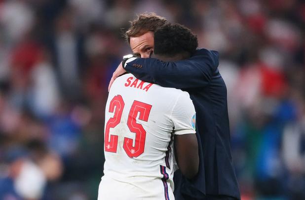 EURO 2021: Southgate assume son pari perdu