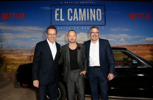 Carton plein pour El Camino: A Breaking Bad Movie