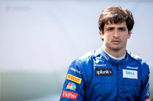 Carlos Sainz pour remplacer Sebastian Vettel chez Ferrari?