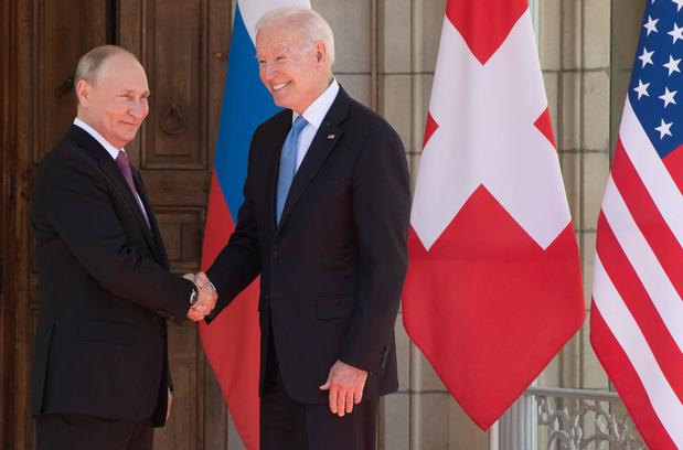 Biden/Poutine: un sommet sous tension