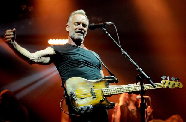 Gent Jazz kondigt (opnieuw) Sting aan