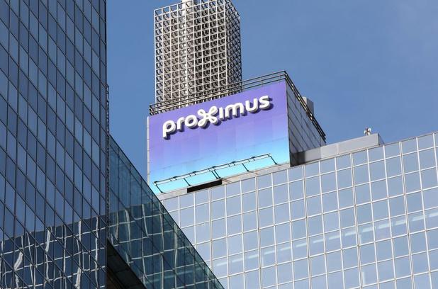 Hausse du chiffre d'affaires mais aussi des dépenses pour Proximus au 2e trimestre