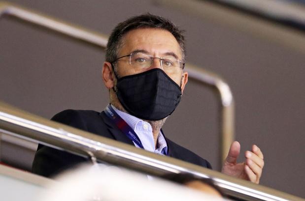 L'ex-président du Barça va être entendu par la justice