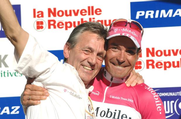 Oud-renner en -ploegleider Frans Van Looy overleden