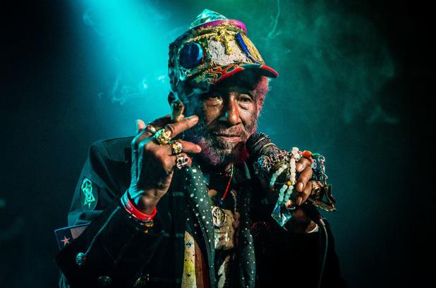 Iconische reggae-producer Lee 'Scratch' Perry overleden op 85-jarige leeftijd