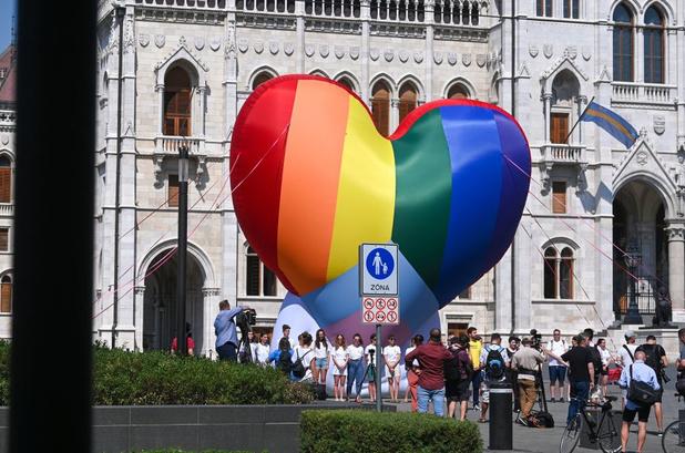 Hongaarse premier wil referendum over omstreden LGBT-wet houden
