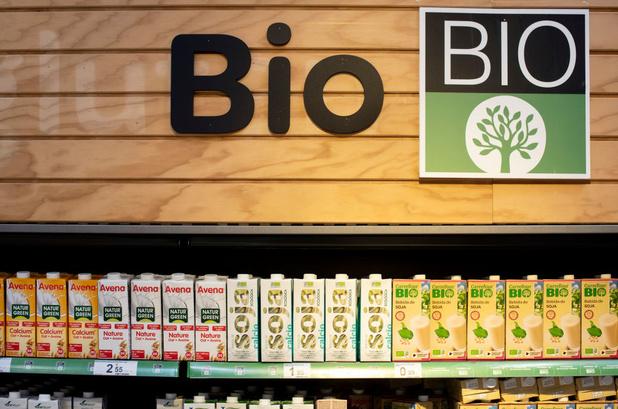 Belgen kopen vaker bioproducten