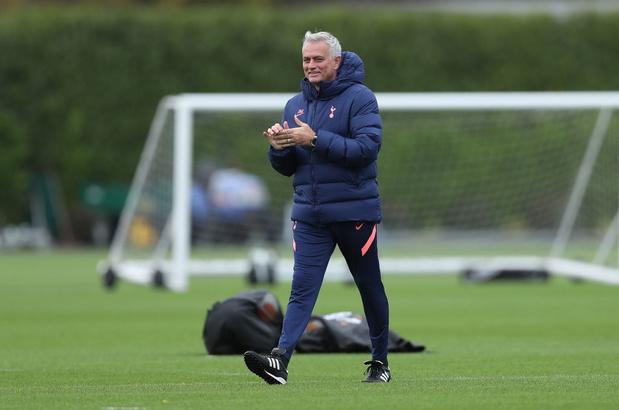 """José Mourinho: """"L'Antwerp est l'adversaire le plus difficile du groupe"""""""