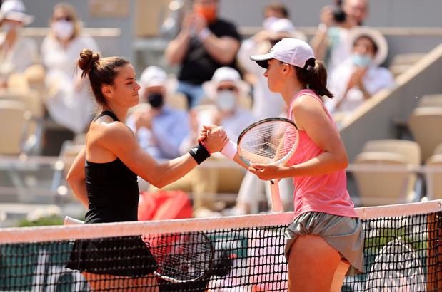 Roland-Garros: tenante du titre, Swiatek ne verra pas le dernier carré
