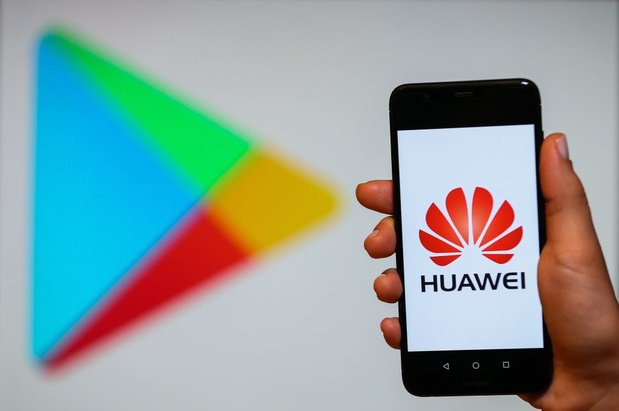 Huawei introduceert tool om apps buiten Google Play Store te vinden
