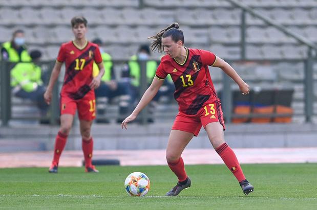 L'Espagne ne fait qu'une bouchée des Red Flames en match de préparation