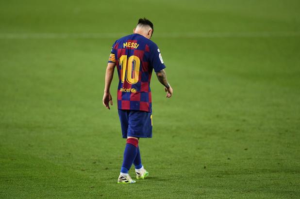 """""""Messi envisage de quitter le Barça"""""""