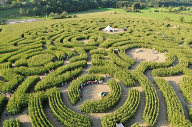 Waag je kans om tickets voor het Labyrint te winnen
