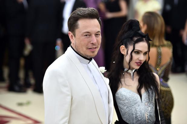 Le nom du garçon d'Elon Musk et de Grimes est connu