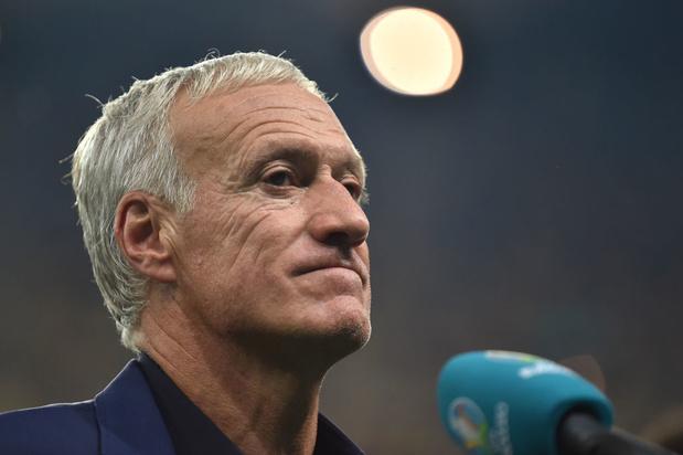 Didier Deschamps reste à la tête des Bleus