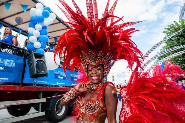 Antwerp Pride gaat van start in Rivierenhof