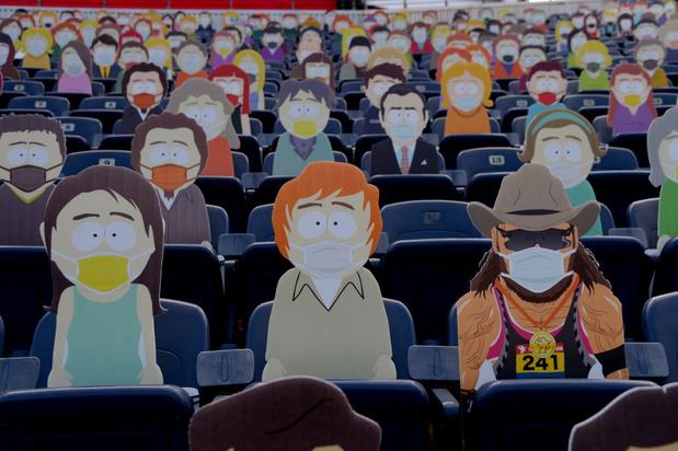 """Les créateurs de la série """"South Park"""" signent un contrat mirobolant dans le streaming"""