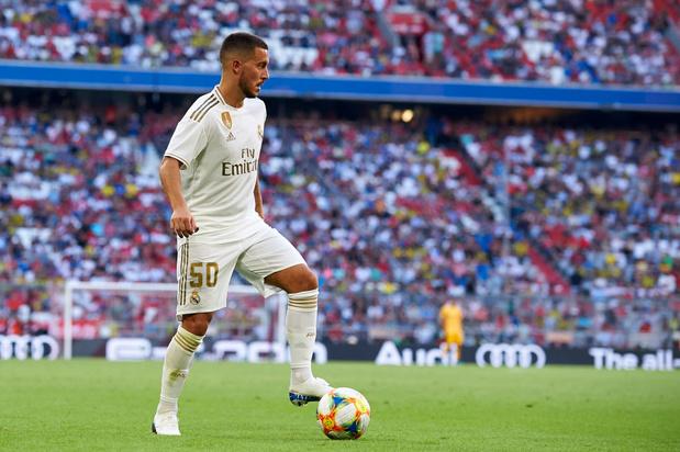Messi, Ronaldo et Van Dijk nominés au titre de meilleur joueur UEFA 2018-2019, Hazard 7e
