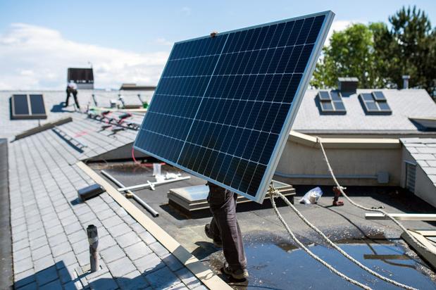 Hausse soudaine du prix des panneaux photovoltaïques