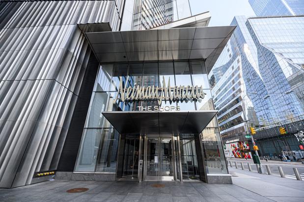 Luxewarenhuis Neiman Marcus vraagt faillissement aan