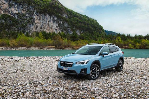 La Subaru XV e-Boxer évolue