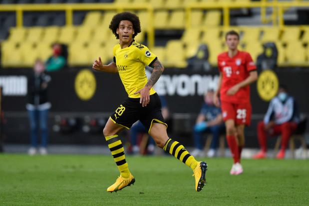 Witsel et Thorgan Hazard rappelés à l'ordre par Dortmund
